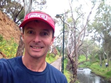 dave masterson adelaide australia runner marathon training