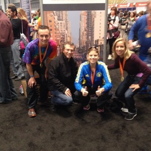 dave masterson marathon NYC 2013