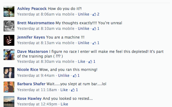 dave masterson run chatter facebook