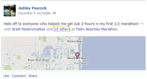 dave masterson marathon palm beach 2013