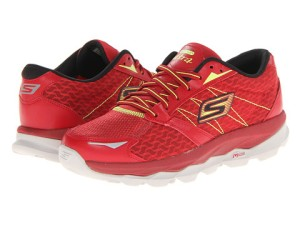 skechers red ultra