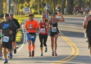 Space-Coast-Marathon pacer