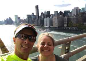 Midtown Manhattan from the 59th St Bridge