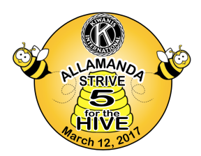 Strive for the Hive graphic